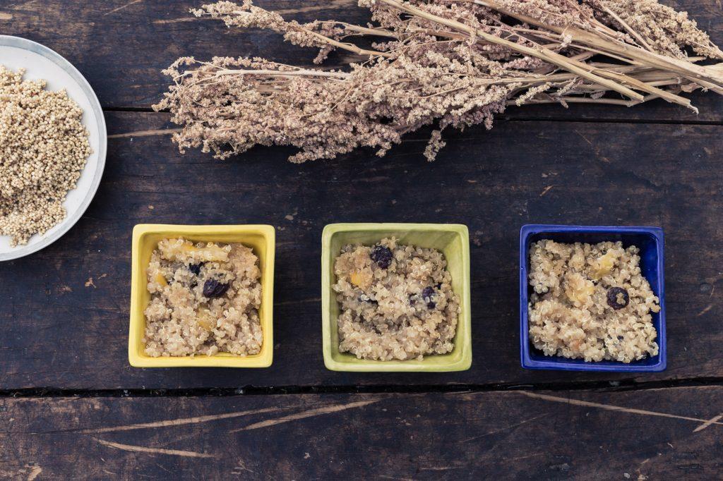 ¿Sabes el Origen de la Quinoa?